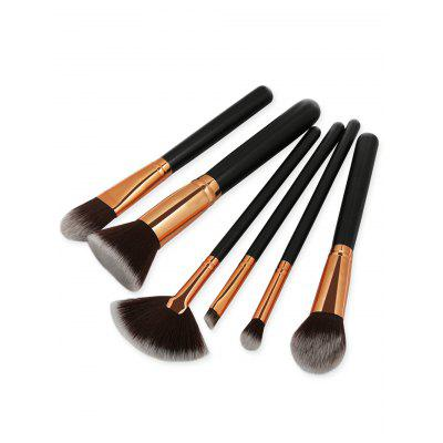 Professional 6 Pcs Ultra Soft Makeup Brushes SetMakeup Brushes &amp; Tools<br>Professional 6 Pcs Ultra Soft Makeup Brushes Set<br><br>Brush Hair Material: Synthetic Hair<br>Category: Makeup Brushes Set<br>Package Contents: 6 x Brushes(Pcs)<br>Season: Fall, Spring, Summer, Winter<br>Weight: 0.1120kg