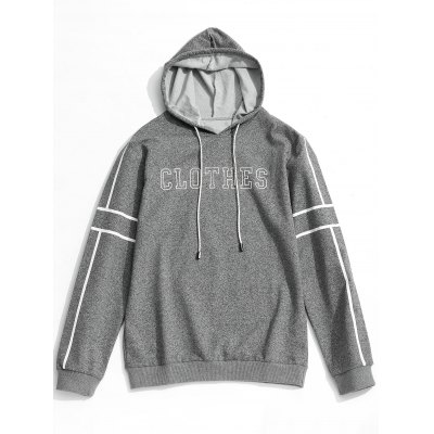 Clothes Graphic Striped HoodieMens Hoodies &amp; Sweatshirts<br>Clothes Graphic Striped Hoodie<br><br>Material: Cotton, Polyester<br>Package Contents: 1 x Hoodie<br>Pattern Type: Graphic<br>Shirt Length: Regular<br>Sleeve Length: Full<br>Style: Casual<br>Weight: 0.4700kg