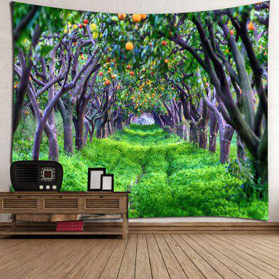 Фото Fruit-bearing Forest Printed Wall Art Tapestry. Купить в РФ