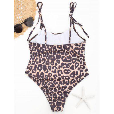 Cami Strap Leopard One Piece SwimsuitLingerie &amp; Shapewear<br>Cami Strap Leopard One Piece Swimsuit<br><br>Bra Style: Padded<br>Elasticity: Elastic<br>Gender: For Women<br>Material: Nylon, Spandex<br>Neckline: Spaghetti Straps<br>Package Contents: 1 x Swimsuit<br>Pattern Type: Leopard<br>Support Type: Wire Free<br>Swimwear Type: One Piece<br>Waist: Natural<br>Weight: 0.1900kg