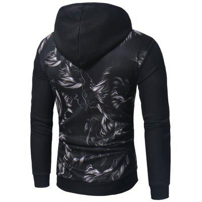 Abstract Print Zip Up HoodieMens Hoodies &amp; Sweatshirts<br>Abstract Print Zip Up Hoodie<br><br>Closure Type: Zipper<br>Clothes Type: Hoodie<br>Material: Polyester, Spandex<br>Occasion: Going Out, Casual<br>Package Contents: 1 x Hoodie<br>Patterns: Print<br>Shirt Length: Regular<br>Sleeve Length: Full<br>Style: Casual<br>Thickness: Regular<br>Weight: 0.5800kg