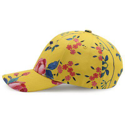 Outdoor Foral Pattern Baseball HatWomens Hats<br>Outdoor Foral Pattern Baseball Hat<br><br>Gender: For Women<br>Group: Adult<br>Hat Type: Baseball Caps<br>Material: Polyester<br>Package Contents: 1 x Hat<br>Pattern Type: Floral<br>Style: Fashion<br>Weight: 0.1200kg