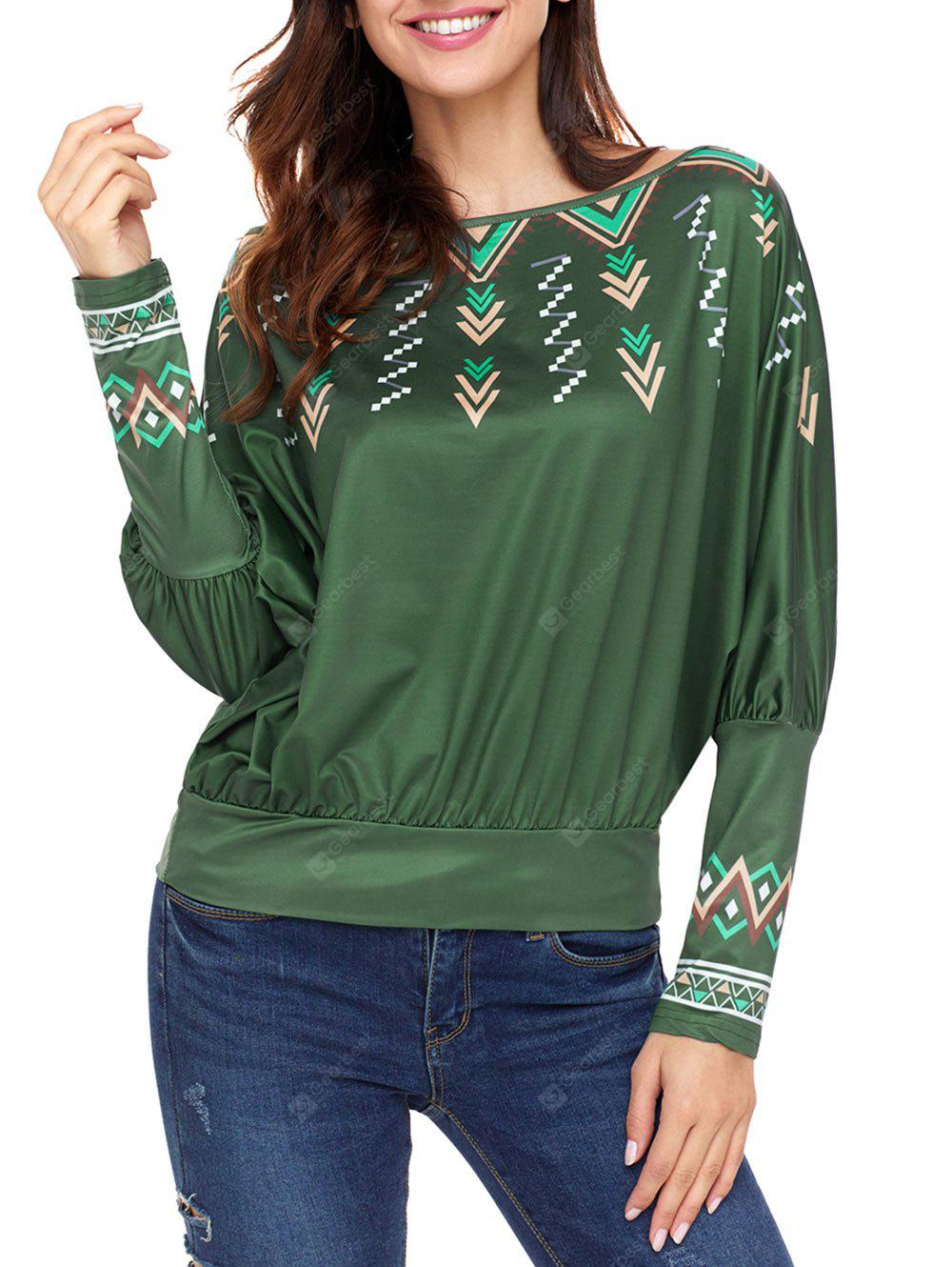 ARMY GREEN, Apparel, Women's Clothing, Blouses