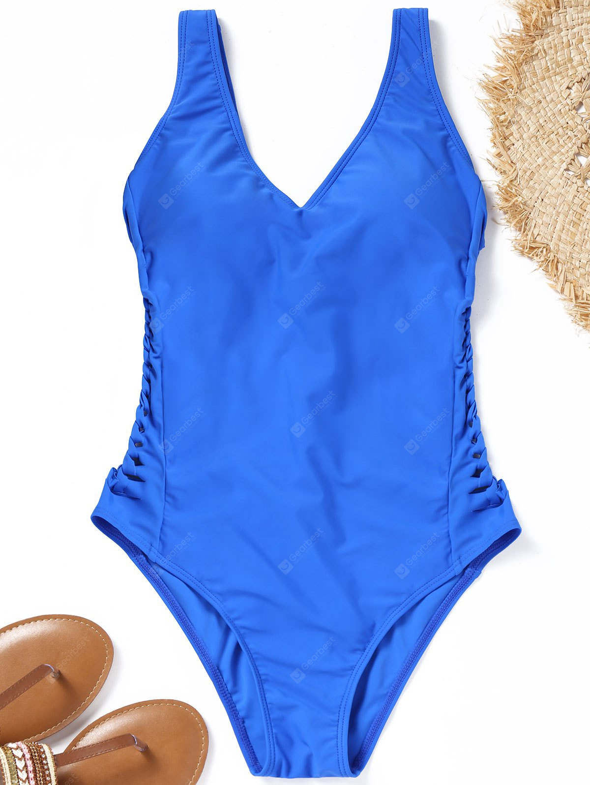Caged Cut One Piece Swimsuit