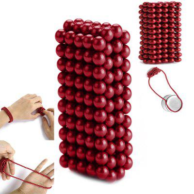 216Pcs 5MM Relieve Anxiety DIY Magic Magnetic Buckyballs