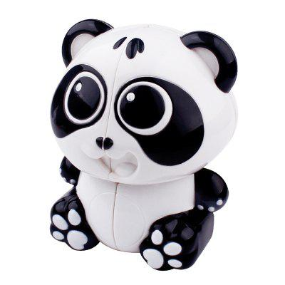 Puzzle Toy Panda Shape Magic Cube