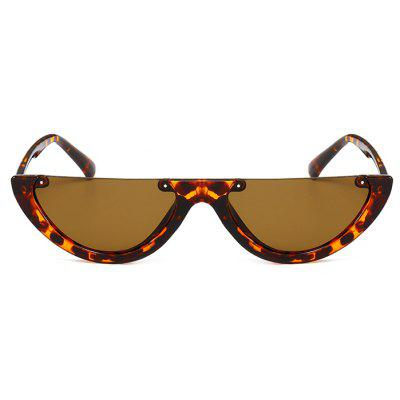 Vintage Half Frame Decoration Sun Shades Cat Eye SunglassesWomens Sunglasses<br>Vintage Half Frame Decoration Sun Shades Cat Eye Sunglasses<br><br>Frame Length: 13.8CM<br>Frame material: Other<br>Gender: For Women<br>Group: Adult<br>Lens height: 3.2CM<br>Lens material: Resin<br>Lens width: 5.5CM<br>Nose: 2.2CM<br>Package Contents: 1 x Sunglasses<br>Shape: Cat Eye<br>Style: Fashion<br>Temple Length: 13.5CM<br>Weight: 0.2200kg