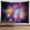 Galaxy Print Wall Hanging Tapestry - STARRY SKY PATTERN