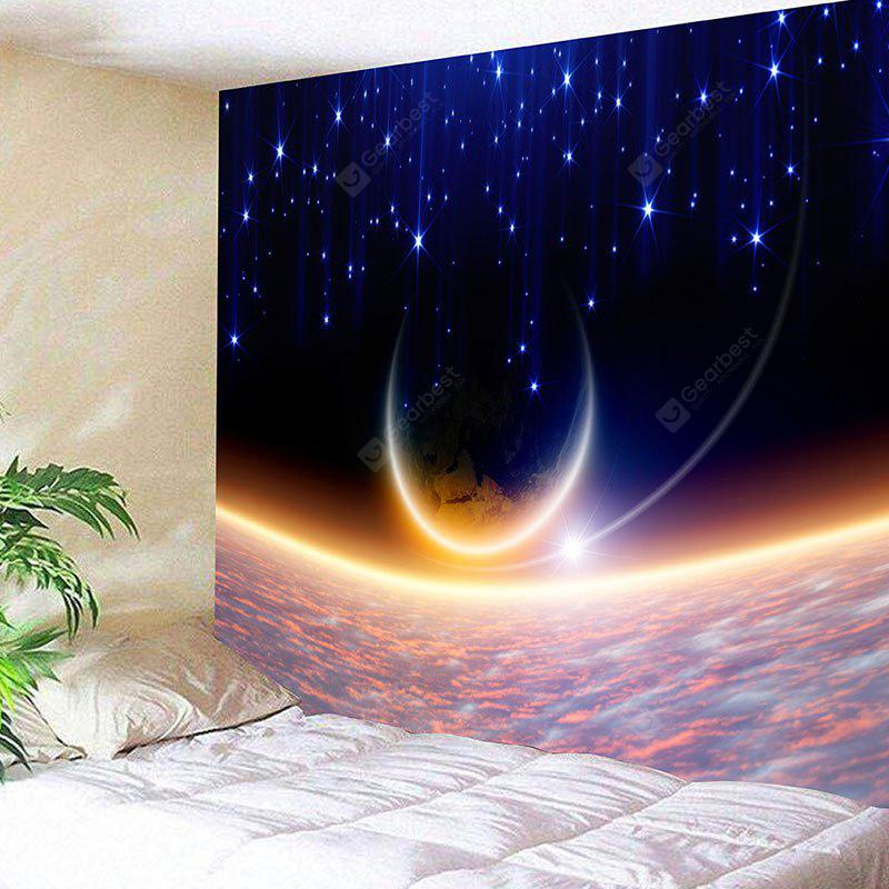 Outer Space Print Wall Hanging Tapestry
