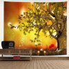 Magic Scenery Print Wall Hanging Tapestry - COLORMIX