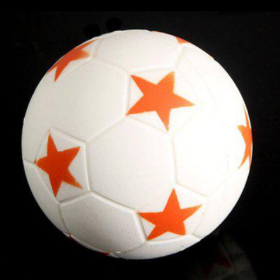 Squeeze Slow Recovery Sport Ball Stress Reliever Toy
