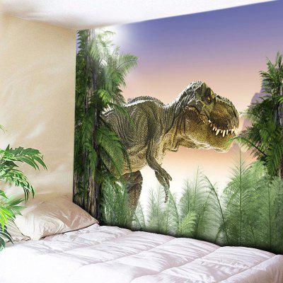 Wall Hanging Dinosaurs Pattern Tapestry