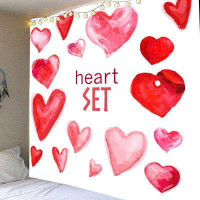 Dia dos Namorados Love Confession Background Hanging Tapestry