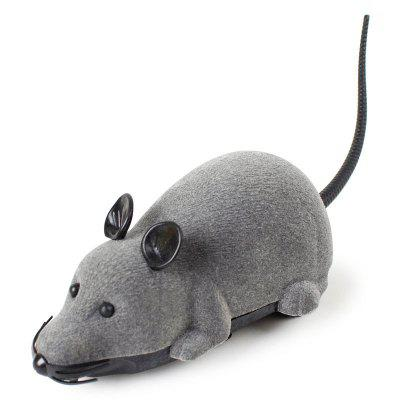 RC Simulation Tricky Plush Mouse
