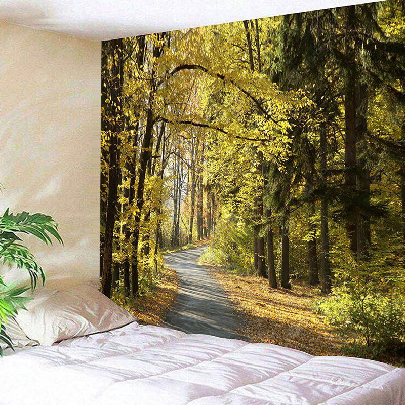 Forest Path Print Wall Hanging Tapestry