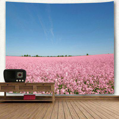 Wall Hanging Flower Field Scenery Print TapestryTapestries<br>Wall Hanging Flower Field Scenery Print Tapestry<br><br>Feature: Removable, Washable<br>Material: Polyester<br>Package Contents: 1 x Tapestry<br>Shape/Pattern: Floral<br>Style: Natural<br>Theme: Landscape<br>Weight: 0.3200kg