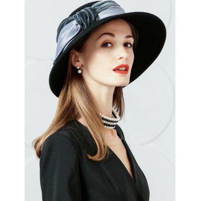 Vintage Bowknot Decoration Faux Wool Fedora HatWomens Hats<br>Vintage Bowknot Decoration Faux Wool Fedora Hat<br><br>Gender: For Women<br>Group: Adult<br>Hat Type: Fedoras<br>Material: Wool<br>Package Contents: 1 x Hat<br>Pattern Type: Bowknot<br>Style: Vintage<br>Weight: 3.5700kg