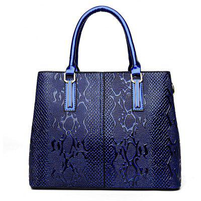 2 Pieces Embossing PU Leather Handbag SetHandbags<br>2 Pieces Embossing PU Leather Handbag Set<br><br>Closure Type: Zipper<br>Gender: For Women<br>Handbag Size: Medium(30-50cm)<br>Handbag Type: Totes<br>Main Material: PU<br>Occasion: Versatile<br>Package Contents: 1 x Handbag, 1 x Wallet<br>Pattern Type: Others<br>Size(CM)(L*W*H): 32*14*24CM<br>Style: Fashion<br>Weight: 1.2000kg