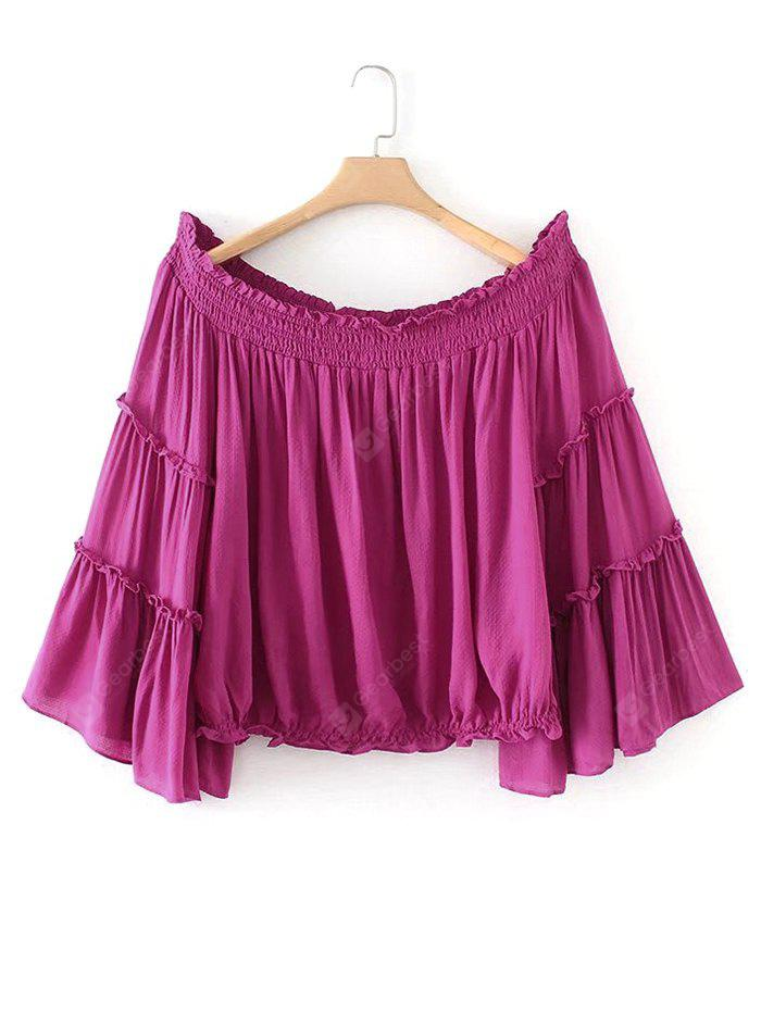 PURPLE RED, Apparel, Women's Clothing, Blouses