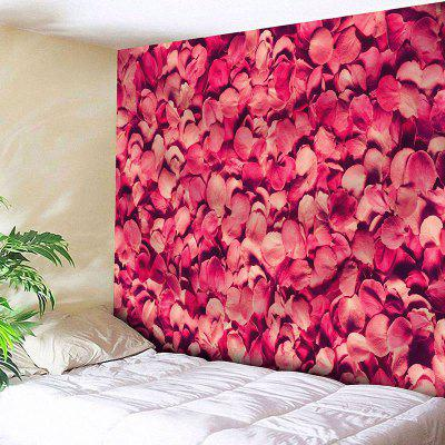 Wall Hanging Valentine's Day Petals Pattern Tapestry