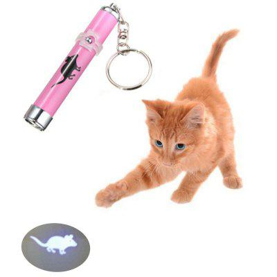 interactive led light to entertain your cats laser chase cats toy