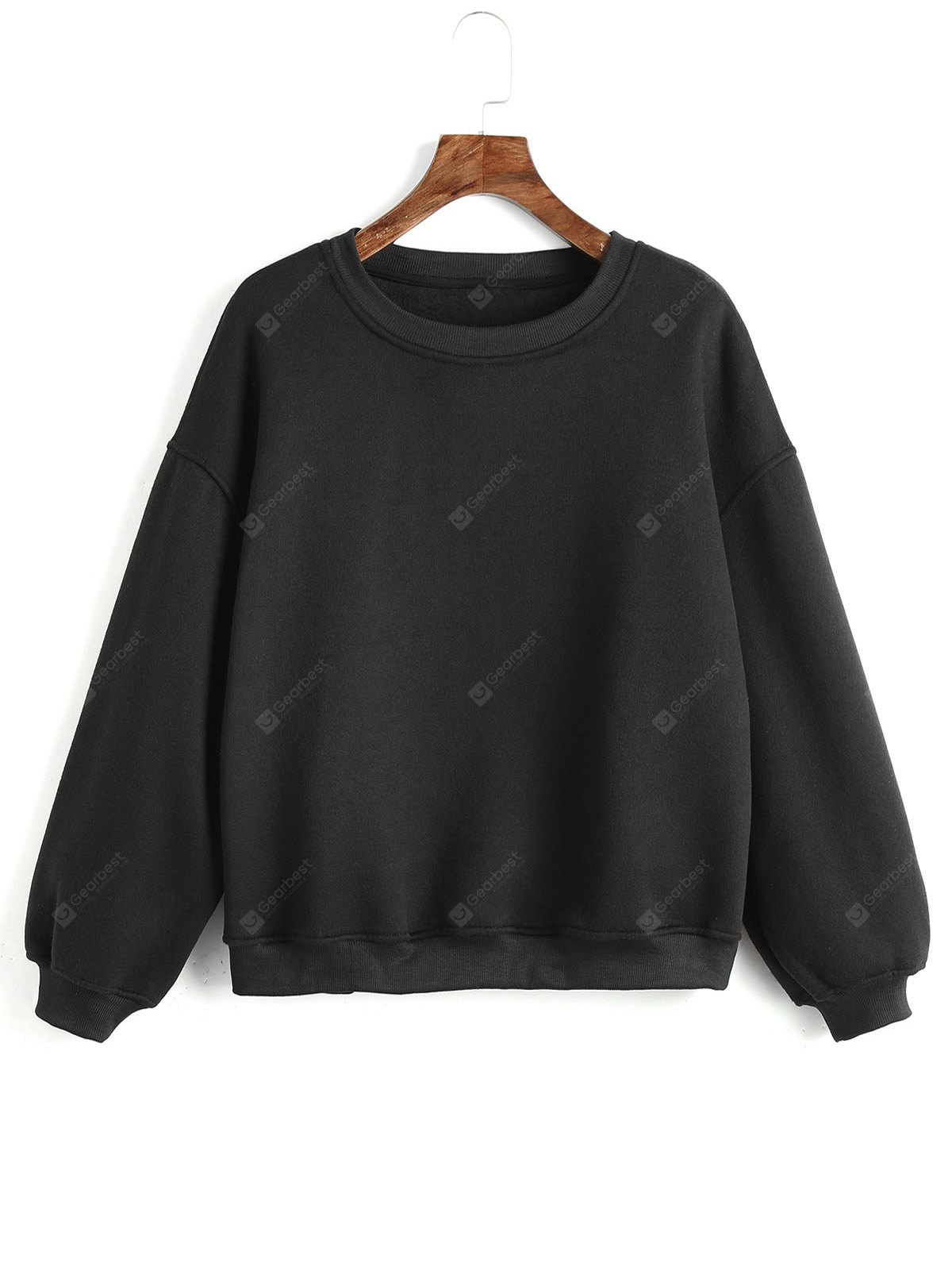 Ribbons Criss Cross Sweatshirt