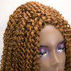 Short Twist Jerry Curly Braids Synthetic Hair Extensions - GOLDEN