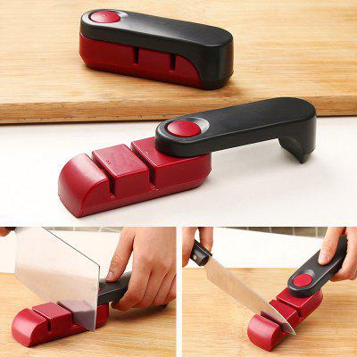 Kitchen Tool Folding Two Stages Kitchen Knife Sharpener