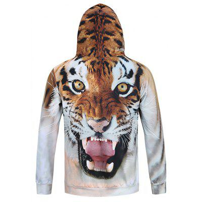 3D Animal Print HoodieMens Hoodies &amp; Sweatshirts<br>3D Animal Print Hoodie<br><br>Material: Polyester<br>Package Contents: 1 x Hoodie<br>Pattern Type: 3D<br>Shirt Length: Regular<br>Sleeve Length: Full<br>Style: Fashion<br>Weight: 0.5700kg