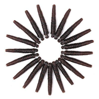 20 Roots/Pack Crochet Braids Spring Twist Synthetic Hair Extensions