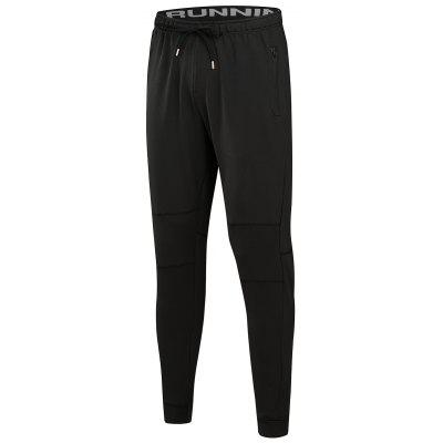 Drawstring Sports Jogger PantsMens Pants<br>Drawstring Sports Jogger Pants<br><br>Elasticity: Elastic<br>Material: Polyester, Spandex<br>Package Contents: 1 x Jogger Pants<br>Pattern Type: Patchwork<br>Type: Pants<br>Weight: 0.4600kg