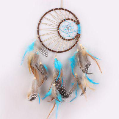Feathers Handmade Native American Dream Catcher
