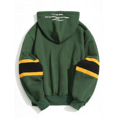 Contrast Color Sleeve Pullover HoodieMens Hoodies &amp; Sweatshirts<br>Contrast Color Sleeve Pullover Hoodie<br><br>Material: Polyester<br>Package Contents: 1 x Hoodie<br>Pattern Type: Color Block<br>Shirt Length: Regular<br>Sleeve Length: Full<br>Style: Casual<br>Weight: 0.6200kg