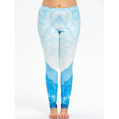 Plus Size High Rise Ombre Printed LeggingsPlus Size<br>Plus Size High Rise Ombre Printed Leggings<br><br>Closure Type: Elastic Waist<br>Elasticity: Elastic<br>Fit Type: Skinny<br>Length: Ninth<br>Material: Polyester<br>Package Contents: 1 x Leggings<br>Pant Style: Pencil Pants<br>Pattern Type: Print<br>Style: Fashion<br>Waist Type: High<br>Weight: 0.2600kg