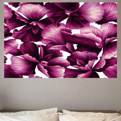 Floral Removable Environmental Wall Sticker