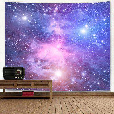 Starry Sky Pattern Wall Art TapestryBlankets &amp; Throws<br>Starry Sky Pattern Wall Art Tapestry<br><br>Feature: Removable, Washable<br>Material: Polyester<br>Package Contents: 1 x Tapestry<br>Shape/Pattern: Print<br>Style: Fashion<br>Weight: 0.3100kg