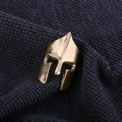 Simple Alloy Helmet Finger RingMens Jewelry<br>Simple Alloy Helmet Finger Ring<br><br>Gender: For Men<br>Length: 2CM<br>Package Contents: 1 x Ring<br>Shape/Pattern: Solid<br>Style: Trendy<br>Weight: 0.0170kg