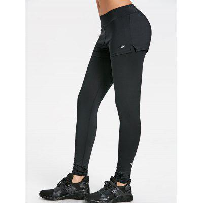 Leggings de yoga en twinset