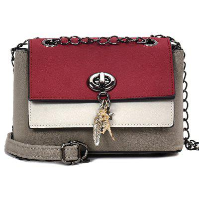 Bolsa Chainbody Cross Flap Cross Chain