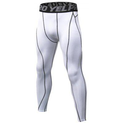 Linellae Graphic Stretchy Quick Dry Gym Pants
