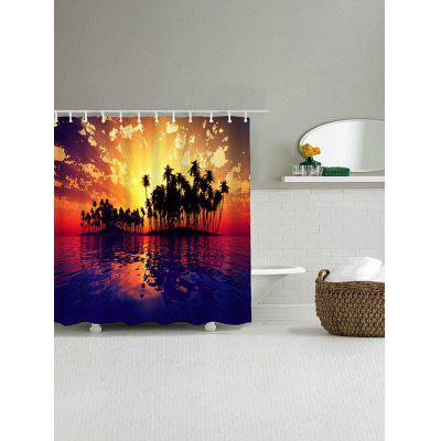 Sunset Seascape Print Waterproof Shower CurtainShower Curtain<br>Sunset Seascape Print Waterproof Shower Curtain<br><br>Materials: Polyester<br>Number of Hook Holes: W59 inch*L71 inch: 10; W71 inch*L71 inch: 12; W71 inch*L79 inch: 12<br>Package Contents: 1 x Shower Curtain 1 x Hooks (Set)<br>Products Type: Shower Curtains<br>Style: Beach Style