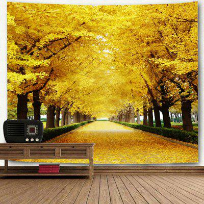 Avenue Trees Print Wall Art TapestryBlanksts&amp; Throws<br>Avenue Trees Print Wall Art Tapestry<br><br>Feature: Removable, Washable<br>Material: Polyester<br>Package Contents: 1 x Tapestry<br>Shape/Pattern: Tree<br>Style: Natural<br>Theme: Landscape<br>Weight: 0.2200kg