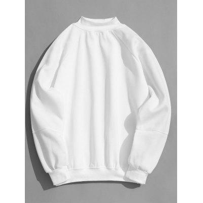 Striped Fleece Mock Neck SweatshirtMens Hoodies &amp; Sweatshirts<br>Striped Fleece Mock Neck Sweatshirt<br><br>Material: Cotton, Polyester<br>Package Contents: 1 x Sweatshirt<br>Pattern Type: Striped<br>Shirt Length: Regular<br>Sleeve Length: Full<br>Style: Casual<br>Weight: 0.5200kg