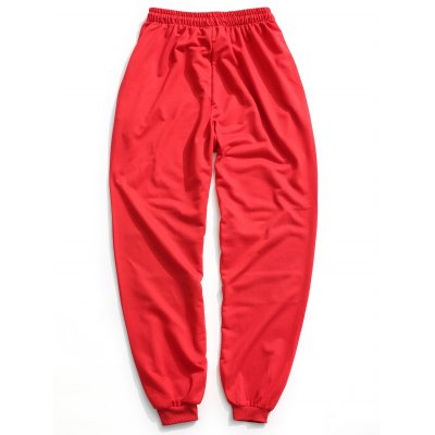 Drawstring Color Block Jogger PantsMens Pants<br>Drawstring Color Block Jogger Pants<br><br>Closure Type: Drawstring<br>Fit Type: Regular<br>Front Style: Flat<br>Material: Cotton, Polyester<br>Package Contents: 1 x Pants<br>Pant Length: Nine minutes of Pants<br>Pant Style: Jogger Pants<br>Style: Casual<br>Waist Type: Mid<br>Weight: 0.4200kg