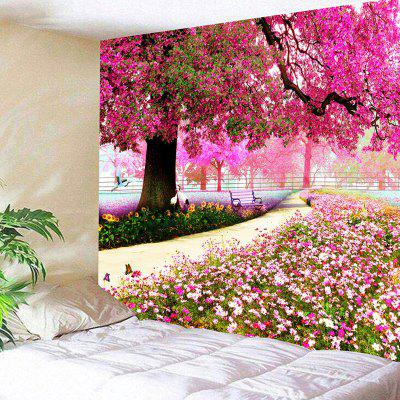 Natural Scenery Print Wall Hanging Tapestry