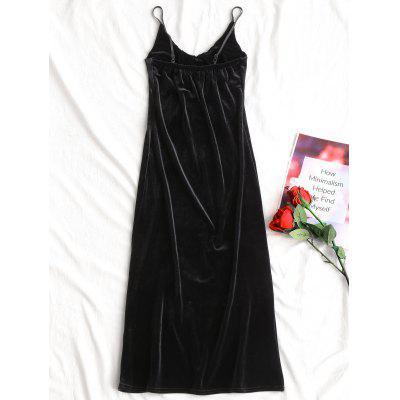 Velvet Applique Bodycon DressBodycon Dresses<br>Velvet Applique Bodycon Dress<br><br>Dresses Length: Knee-Length<br>Embellishment: Appliques<br>Material: Velvet<br>Neckline: Spaghetti Strap<br>Occasion: Night Out<br>Package Contents: 1 x Dress<br>Pattern Type: Floral<br>Season: Spring, Summer<br>Silhouette: Bodycon<br>Sleeve Length: Sleeveless<br>Style: Sexy &amp; Club<br>Weight: 0.3600kg<br>With Belt: No