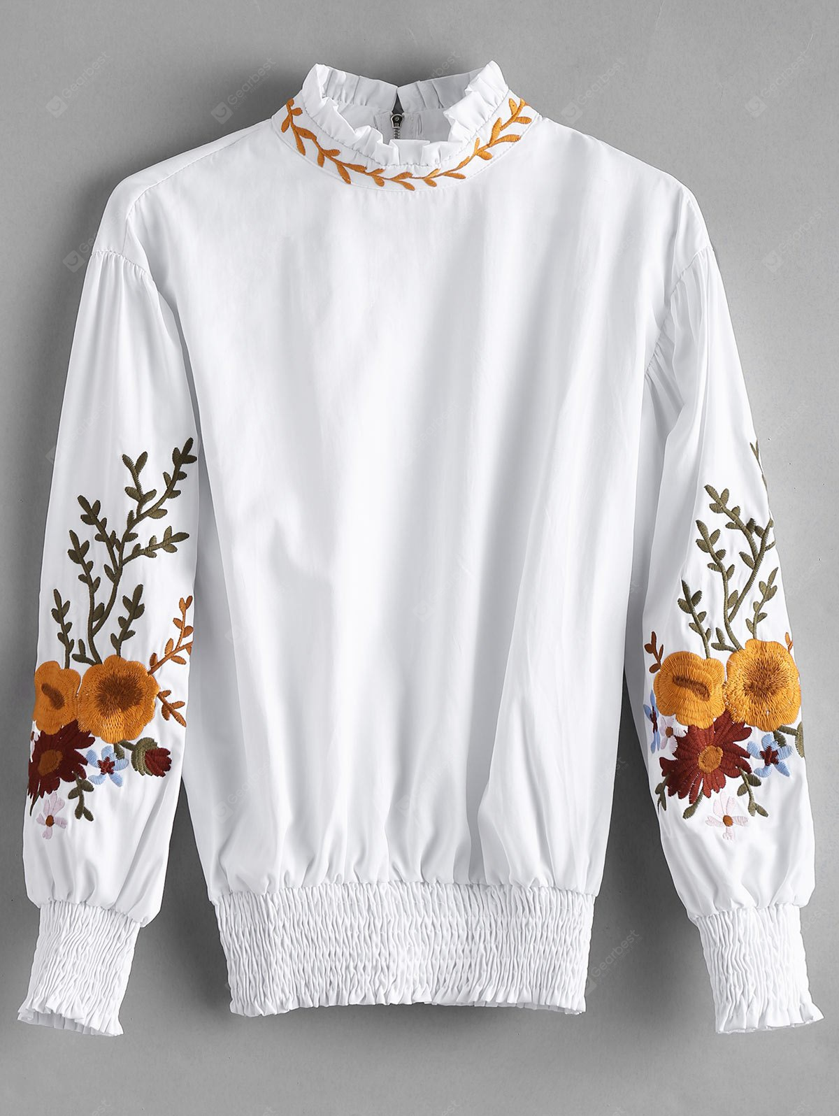 WHITE, Apparel, Women's Clothing, Blouses