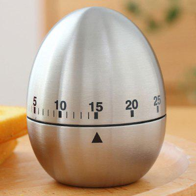 Counter 60 Minutes Alarme Mecânico Egg Apple Kitchen Timer