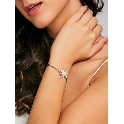 Valentines Day Starfish Metal BraceletBracelets &amp; Bangles<br>Valentines Day Starfish Metal Bracelet<br><br>Gender: For Women<br>Item Type: Chain &amp; Link Bracelet<br>Package Contents: 1 x Bracelet<br>Shape/Pattern: Animal<br>Style: Trendy<br>Weight: 0.0650kg