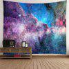Dazzling Starry Sky Printed Wall Art Tapestry - COLORATO